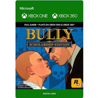 Bully Scholarship Edition  - Xbox 360, Xbox One Digital (G3P-00011)