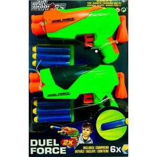 BuzzBee Long Distance darts Duel Force