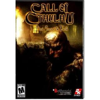 Call of Cthulhu: Dark Corners of the Earth (251461)