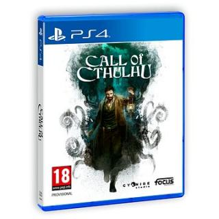 Call of Cthulhu - PS4 (3512899117839)