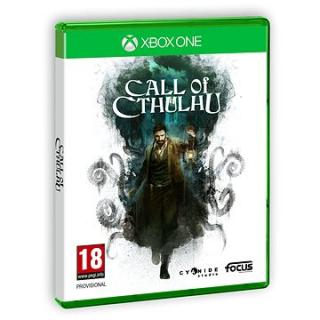 Call of Cthulhu - Xbox One (3512899117846)