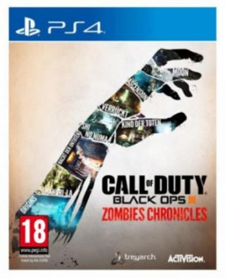 Call of Duty: Black Ops III (12) Zombies Chronicles PS4 EN