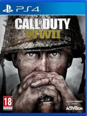 Call of Duty: WWII hra PS4 Activision