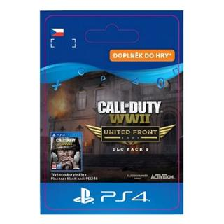 Call of Duty: WWII - The United - PS4 CZ Digital