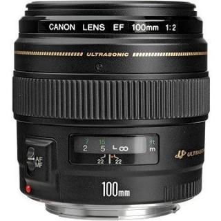 Canon EF 100 mm f/2.0 USM (2518A019AA)