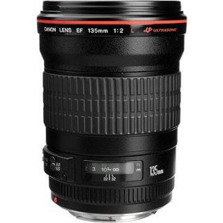 Canon EF 135mm f/2.0 L USM (2520A015AA)