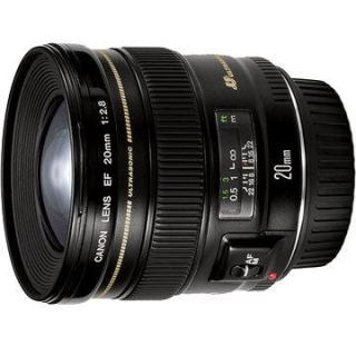 Canon EF 20mm f/2.8 USM (2509A017AA)