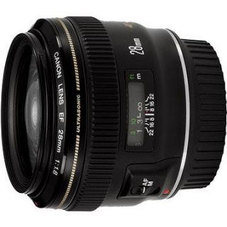 Canon EF 28mm f/1.8 USM (2510A017AA)