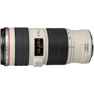 Canon EF 70-200mm f/4.0 L IS USM Zoom (1258B009AA)