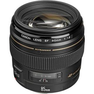 Canon EF 85mm f/1.8 USM (2519A012AA)
