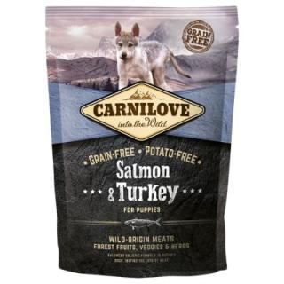 Carnilove Puppy Salmon and Turkey - 2 x 12 kg