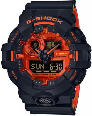 Casio The G/G-SHOCK Bright Red GA-700BR-1AER
