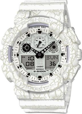 Casio The G/G-SHOCK GA-100CG-7AER Cracked Ground Pattern Special Edition