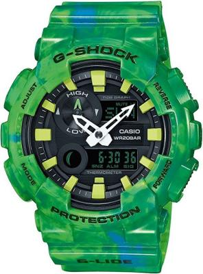 Casio The G/G-SHOCK GAX-100MB-3AER G-Lide Limited Edition
