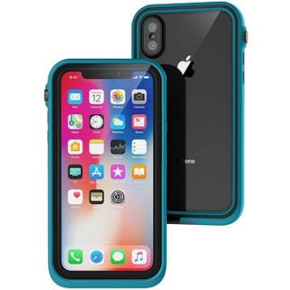 Catalyst Waterproof case Blue iPhone X (CATIPHOXTEAL)