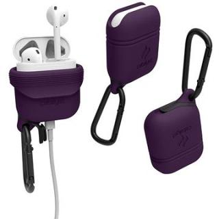 Catalyst Waterproof Case Deep Plum AirPods
