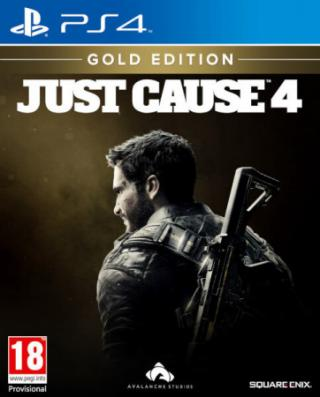 Cause 4 Gold Edition PS4 (3.12.2018), 5021290082052