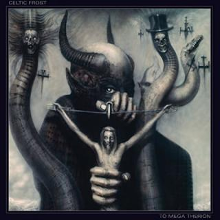 Celtic Frost : To Mega Therion CD