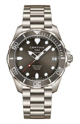 Certina AQUA COLLECTION - DS ACTION Gent - Quartz C032.410.44.081.00