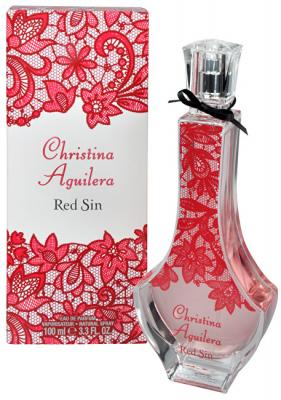 Christina Aguilera Red Sin - EDP 50 ml