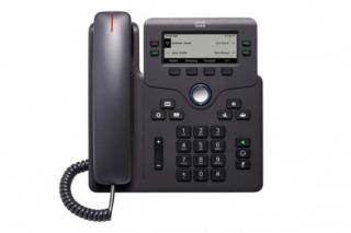 Cisco IP Phone 6841 with power adapter, CP-6841-3PW-CE-K9=