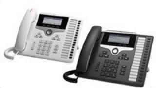 Cisco Unified IP Phone CP-7861-K9=, CP-7861-K9=