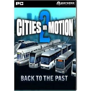 Cities in Motion 2: Back to the Past DLC (251314)
