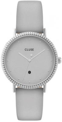Cluse Le Couronnement Silver/Soft Grey CL63004