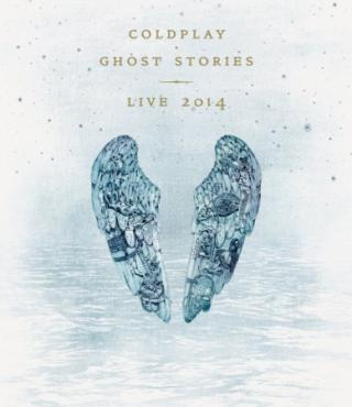 Coldplay : Ghost Stories  /BRD SIZE/