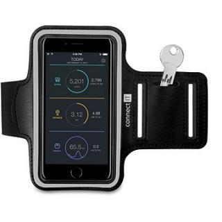 CONNECT IT CFF-1150-BK Fitness Armband, Black