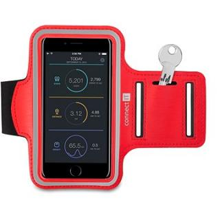 CONNECT IT CFF-1150-RD Fitness Armband, Red (CFF-1150-RD)
