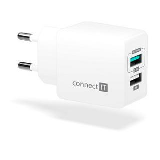CONNECT IT Fast Charge CWC-2015-WH bílá (CWC-2015-WH)