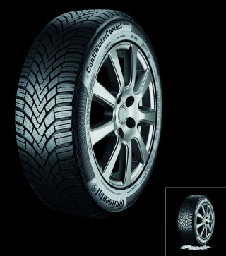 CONTINENTAL ContiWinterContact TS 850 FR 225/45 R17 91H