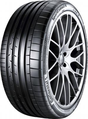 CONTINENTAL SportContact 6 FR MO 275/45 R21 107Y