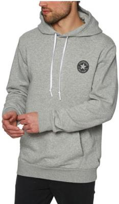 ae059fa553d Converse pánská mikina chuck taylor graphic pullover hoodie grey xxl ...