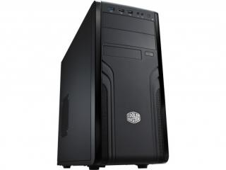 CoolerMaster case miditower Force 500, ATX, black, USB3.0, bez zdroje, FOR-500-KKN1