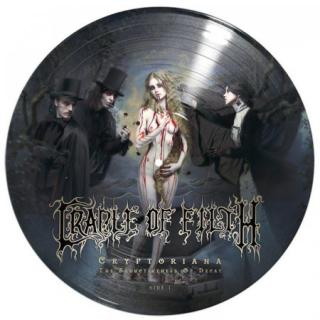 Cradle of Filth : Cryptoriana - The Seductiveness of Decay Picture LP