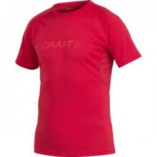 CRAFT Prime T-Shirt Man M / Červená