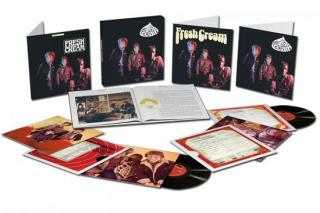 Cream : Fresh Cream (Deluxe Edition) 6LP