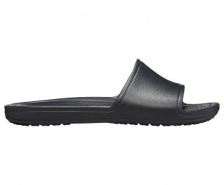 Crocs Pantofle Crocs Sloane Slide W Black 205742-001 39-40