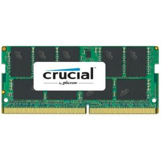 CRUCIAL pro Apple/Mac 16GB DDR4 SO-DIMM 2400MHz PC3-12800 CL17 Dual Ranked x8, CT16G4S24AM