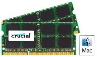 CRUCIAL pro Apple/Mac 16GB=2x8GB DDR3L SO-DIMM 1866MHz PC3-14900 CL13 1.35V