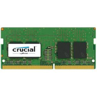 CRUCIAL pro Apple/Mac 8GB DDR4 SO-DIMM 2400MHz CL17 Single Ranked x8, CT8G4S24AM
