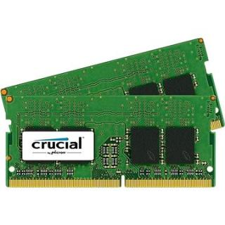 Crucial SO-DIMM 32GB KIT DDR4 2400MHz CL17 pro Mac (CT2C16G4S24AM)