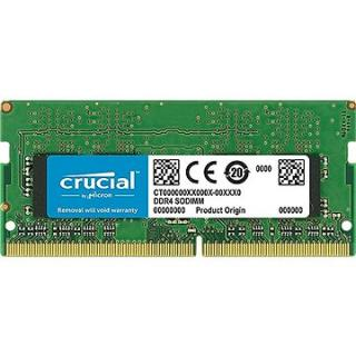 Crucial SO-DIMM 8GB DDR4 2666MHz CL19 Single Ranked (CT8G4SFS8266)