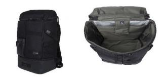 Crumpler Mighty Geek Backpack - black, MGBP-001