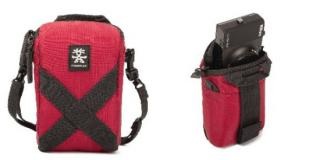 Crumpler Quick Delight Pouch 100 - red
