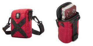 Crumpler Quick Delight Pouch 200 - red