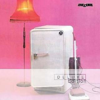 Cure : Three Imaginary Boys  CD
