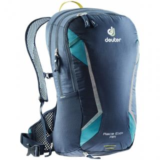 Cyklistický batoh DEUTER Race EXP Air navy-denim